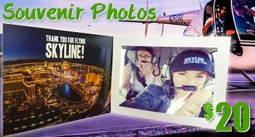Skyline Helicopter Tours Las Vegas - Souvenir Photos