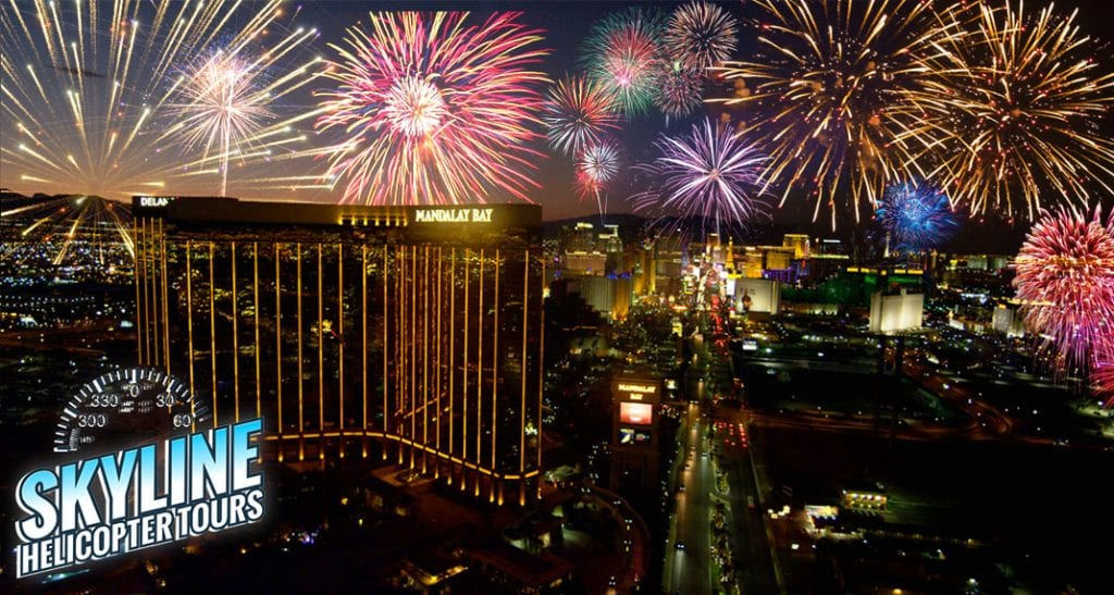 4th of July in Las Vegas