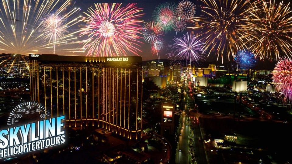 4th of July in Las Vegas