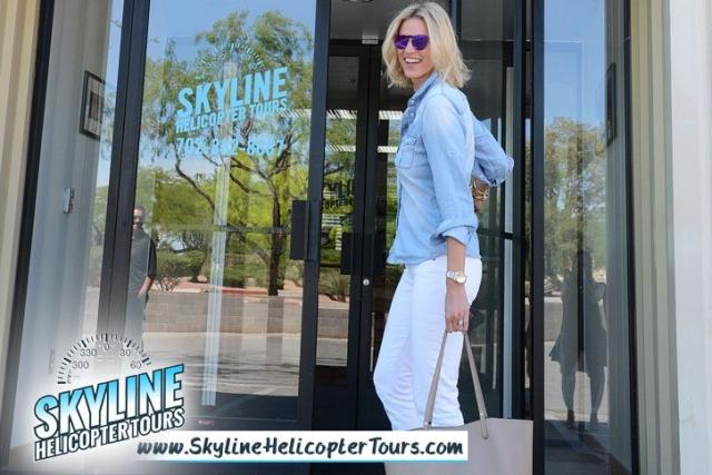 Kristen Taekman Skyline Helicopter Tours Las Vegas