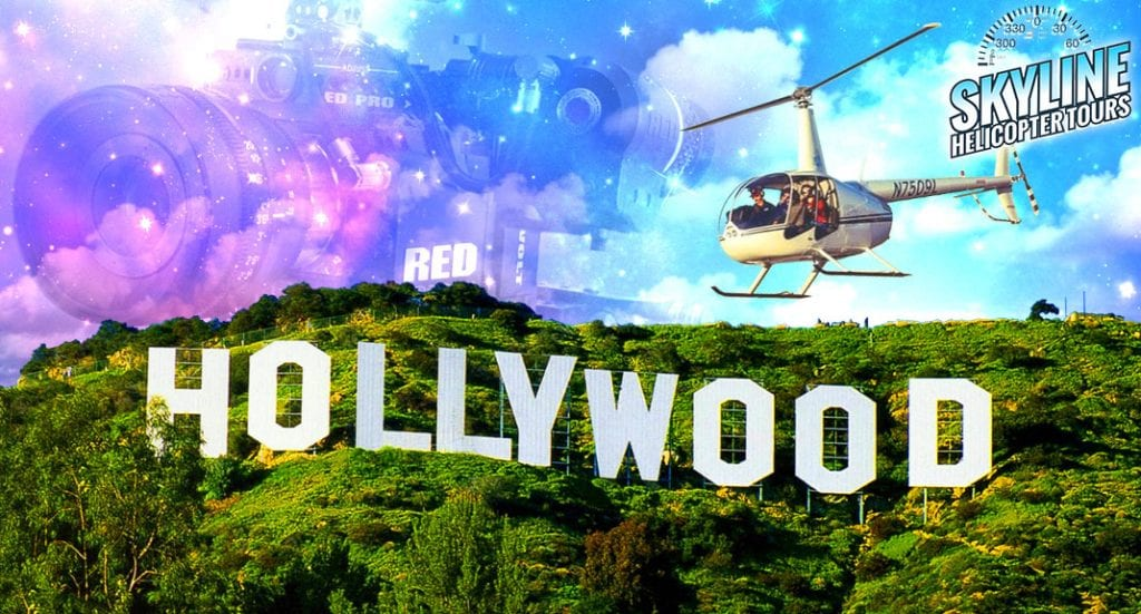 Aerial Video Production Hollywood