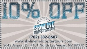 Skyline Helicopter Tours Discount