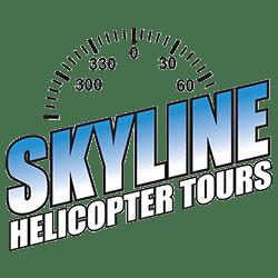 Skyline Helicopter Tours Logo, Email Sizing